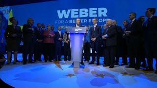 Манфред Вебер начинает выборную кампанию