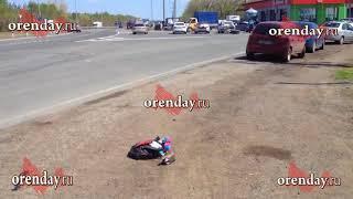 Оторвавшееся от фуры колесо убило девушку на Нежинском шоссе
