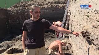 Костромские археологи обнаружили уникальные находки на месте будущего музейного подворья