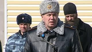 Генерал-полковник Игорь Голлоев принял участие в мероприятиях, посвященных Дню Росгвардии