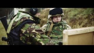 Совместный ролик Росгвардии и калининградских «Вестей»