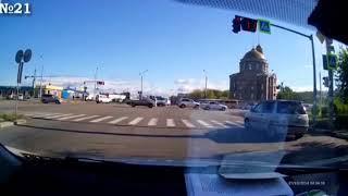 Появились видео момента ДТП на Новотроицком шоссе 1