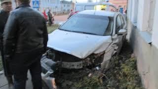 В регионе произошло несколько аварий с пострадавшими