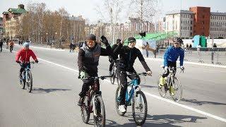 Самого креативного велосипедиста выберут в Ханты-Мансийске
