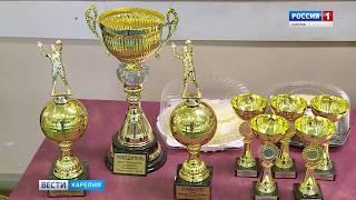 Кубок председателя Петросовета по волейболу прошел в Петрозаводске