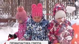 Пик заболеваемости сезонными инфекциями в Белгороде ожидается в конце февраля