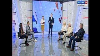 """Ток-шоу """"Великие имена России"""""""