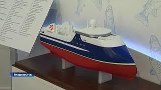 На Улице Дальнего Востока можно увидеть разработку уникального судна