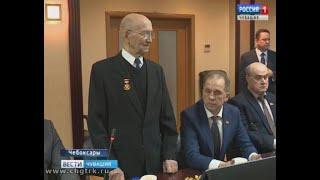 В Чувашии орденом «За заслуги перед республикой» наградили депутата Верховного Совета Александра Пет
