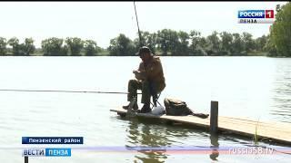 Фестиваль рыболовства среди инвалидов под Пензой собрал более 80 участников