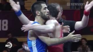 Пятеро борцов из России вышли в финал чемпионата Европы-2018