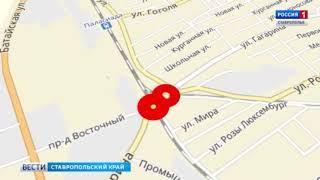 Железнодорожники временно закроют переезд в Михайловске