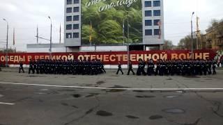 Подготовка к 9 мая. 2018 г. Оренбург.