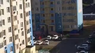 пожар на Салмышской
