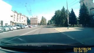 Орел, ул. С.-Щедрина, 26 августа 2016 года