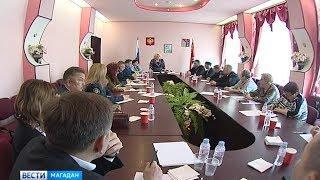 Общественники обсудили проблемы освобожденных из мест лишения свободы колымчан