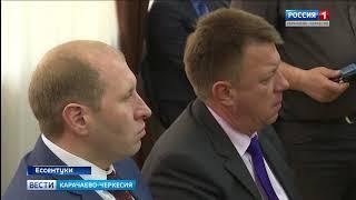 Рашид Темрезов принял участие в коллегии министерства по делам Северного Кавказа