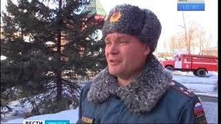 Пожар в торговом центре Ангарска  Новые подробности