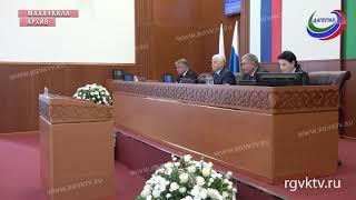 Артем Здунов стал председателем правительства Дагестана