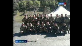 В Адыгее отметили День героев Отечества