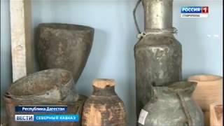 В Дагестане сельский учитель открыл этномузей
