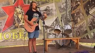На Мастрюковских озёрах открылся 45-й Грушинский фестиваль