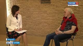 Виктор Мережко дал интервью телеканалу «Россия 24»