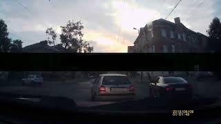 ДТП на пр. Мира в Калининграде. 28.07.18