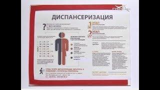 День медика в Самарской городской больнице №10. Школа здоровья от 18.06.2018