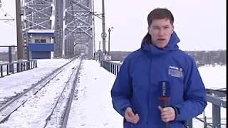 Ярославский железнодорожный мост  через Волгу отмечает 105-летие