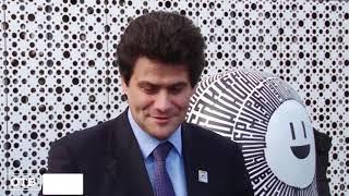 В центре Екатеринбурга презентованы гигантские ЭКСПО-матрёшки