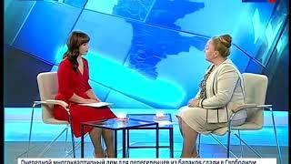Интервью О Лысенко
