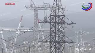 Из-за камнепада энергетики отключили линию «Шамильское – Анцух»