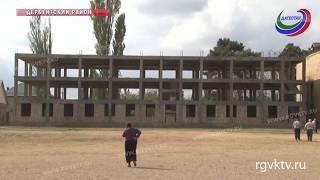 В Дербентском районе Дагестана открыли новую спортплощадку