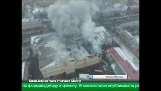 Эхо трагедии: в ТЦ и школы Челябинска нагрянули сотрудники МЧС
