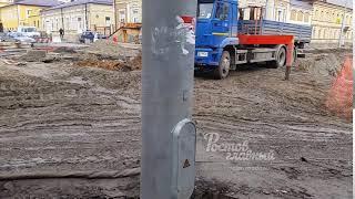 Раскопки на Соколова 9 15.3.2018 Ростов-на-Дону Главный