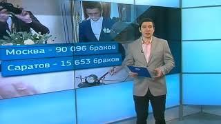 В России стали реже разводиться