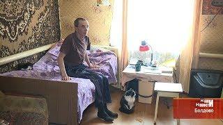 В Рузаевском районе ветеран живёт в аварийном доме