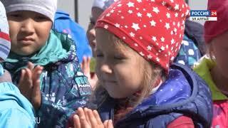 В Горно-Алтайске после капитального ремонта открылся детский сад «Колокольчик»