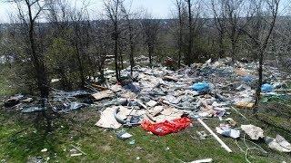 Жители Волгограда требуют от властей откликнуться на экологическую катастрофу