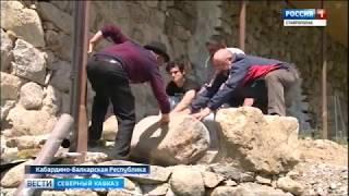 Возрождение истоков. В КБР реставрируют старинную мечеть