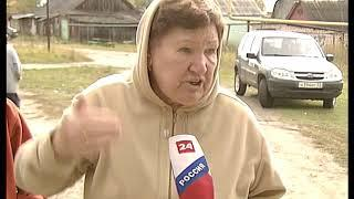 Жители Муромцева не могут дождаться окончания капремонта крыши