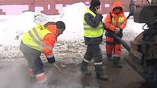 В Ярославле возобновили ямочный ремонт дорог