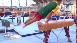 В пензенские «Буртасы» приехали гимнасты из ЮАР, Египта и Алжира