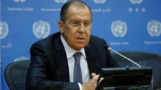 Лавров призвал ООН помочь восстановить Сирию