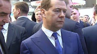 Битва за председателя: первый день инвестиционного форума в Сочи подошел к концу