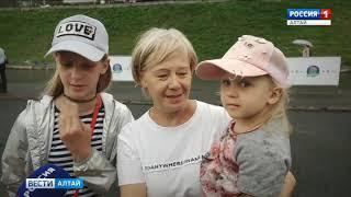 На Алтай приехали тренеры федерального экспертного центра «Движение без опасности»