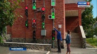 «Вести» узнали, кто управляет движением автомобилистов и пешеходов в Новосибирске
