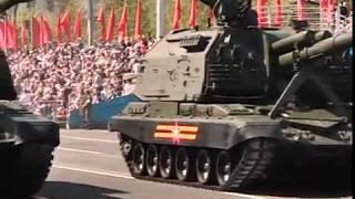 О вкладе Самары в Великую Победу говорили во время парада на пл. Куйбышева