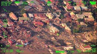 Землетрясение и цунами на Сулавеси: число жертв растёт